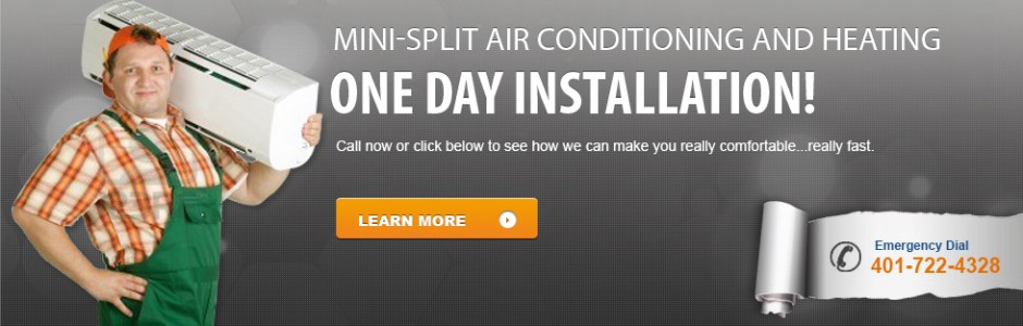 Air Con One Day Install